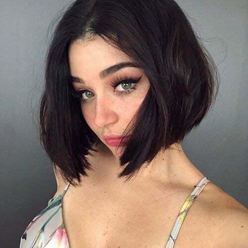 Modern Short Hair Styles-20