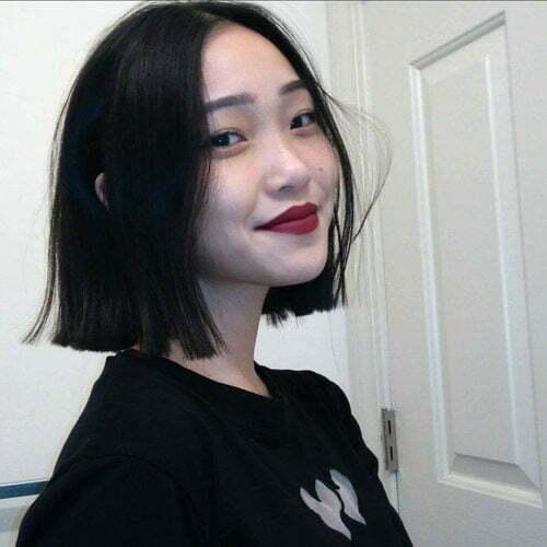 Blunt Bob Style Haircuts 2019-22