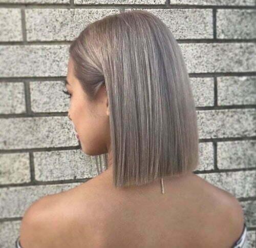 Straight Bob Style Haircuts 2019-23