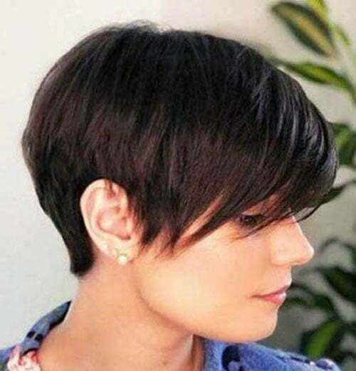 Layered Long Pixie Haircuts for Women-25