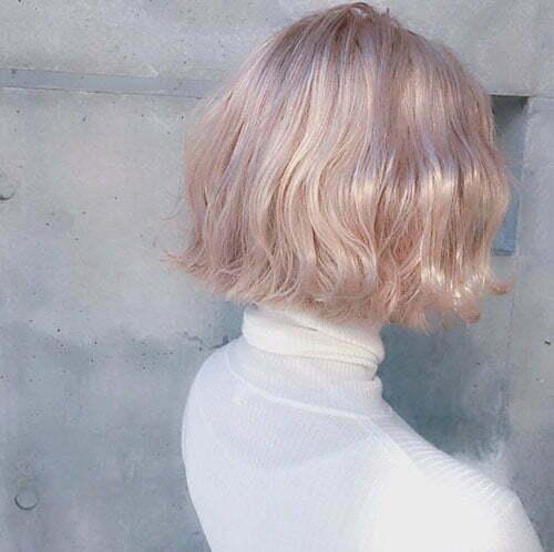 Bob Style Blonde Haircuts 2019-27