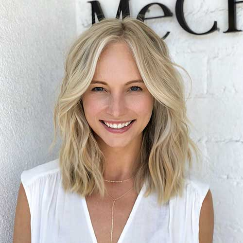 Short To Medium Length Layered Haircuts