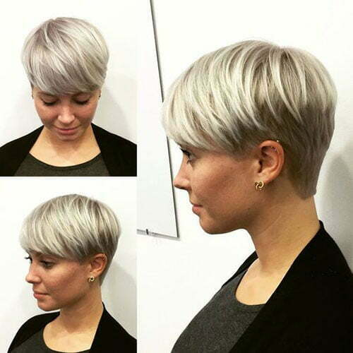Blonde Pixie Cuts for Fine Hair-6