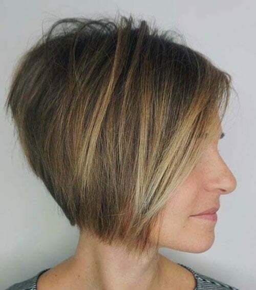 Short Bob Haircuts for Women-7
