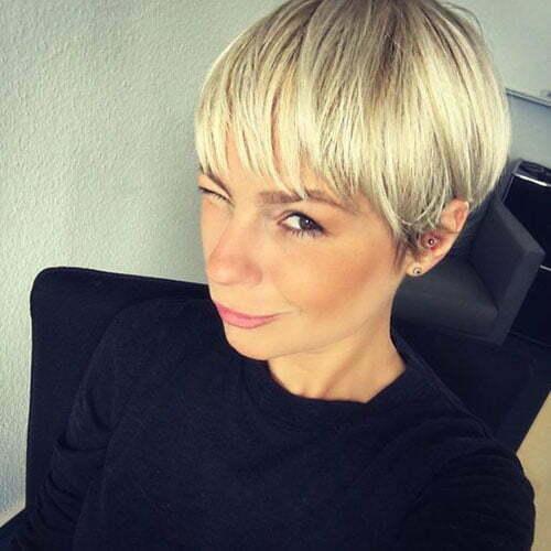 Pixie Bangs Cuts for Fine Hair-8