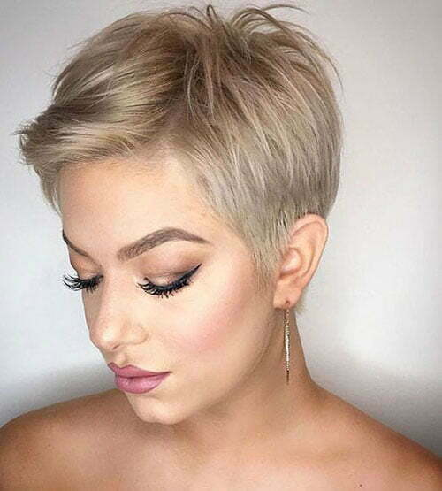 Modern Short Hair Styles