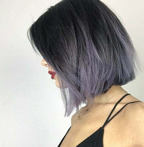 Short Hair Color Trends