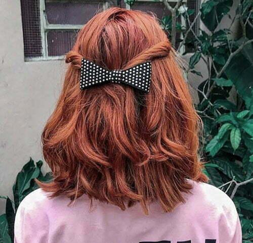 Short Summer Hairstyles