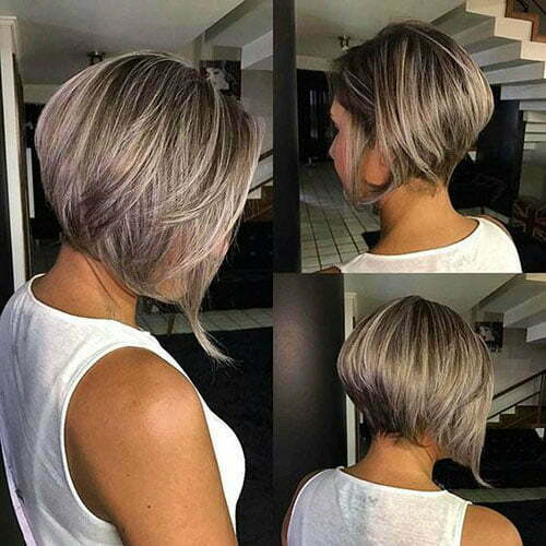 Short Stacked Bob Haircuts-10