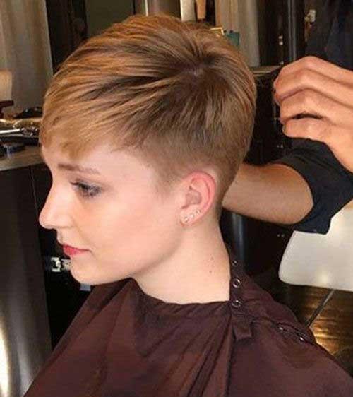 Cute Short and Sassy Haircuts-11