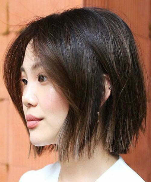 Choppy Short Hairstyles for Fine Thin Hair-12