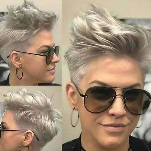 Edgy Rocker Pixie Haircuts-15