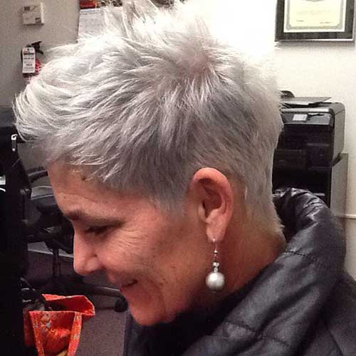 20 Ideas Of Short Hairstyles For Women Over 50 Short