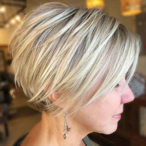 Haircut Styles For Long Thin Hair: Top 20 Short Hairstyles For Fine Thin Hair