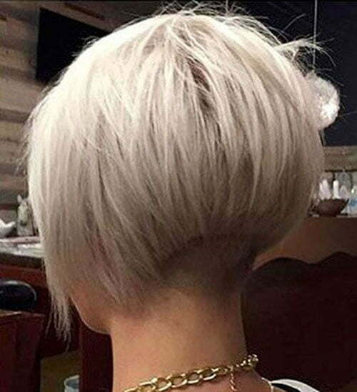 Short Stacked Bob Haircuts-16