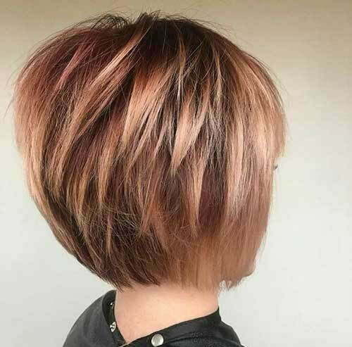 Short Hairstyles for Fine Thin Hair-17