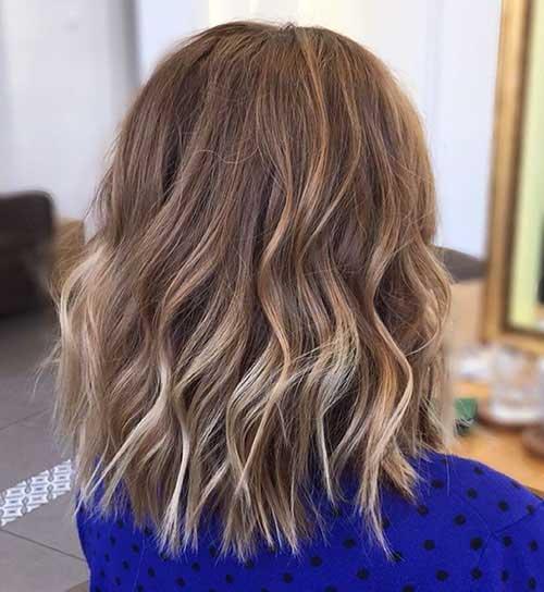 Short To Medium Length Hairstyles