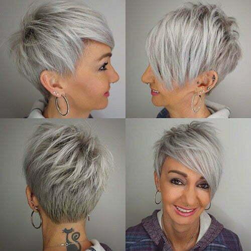 20 Latest Edgy Pixie Haircuts | Short-Haircut.com