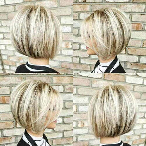 Short Stacked Bob Haircuts-20