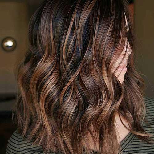 Short To Medium Layered Hairstyles