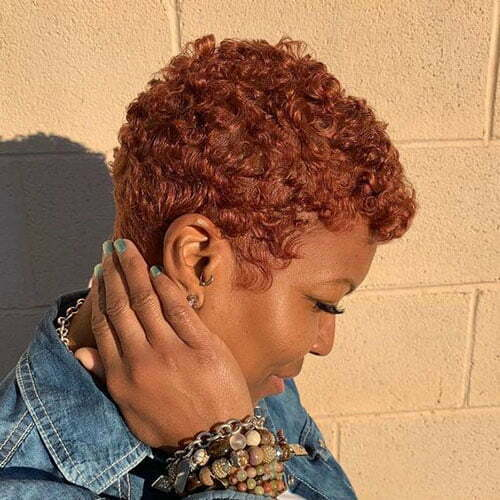 Natural Hairstyles for Short Hair-9