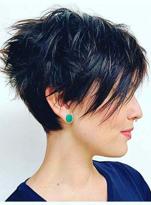 20 Latest Edgy Pixie Haircuts Short Haircut Com