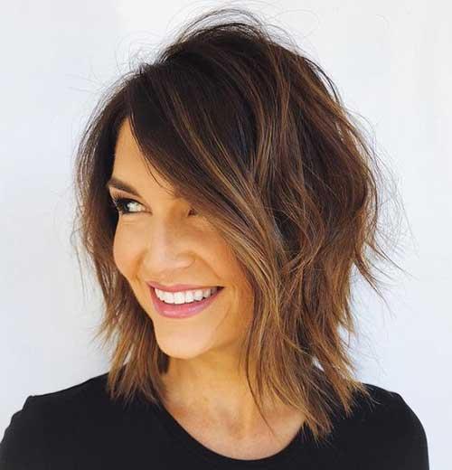 Modern Short Haircuts 2019