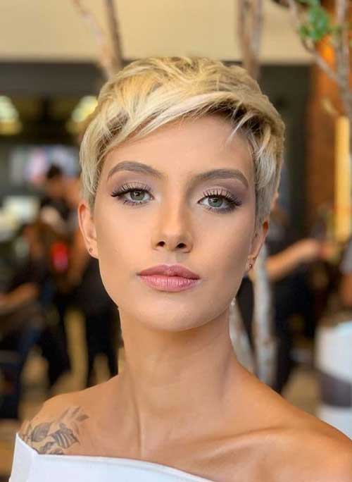 Modern Short Haircuts for Ladies