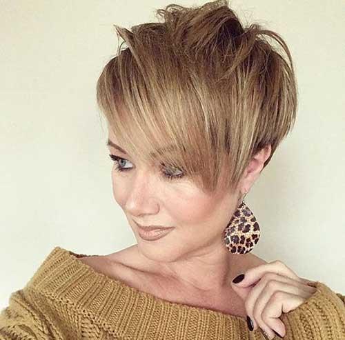 Short Sassy Haircuts 2019
