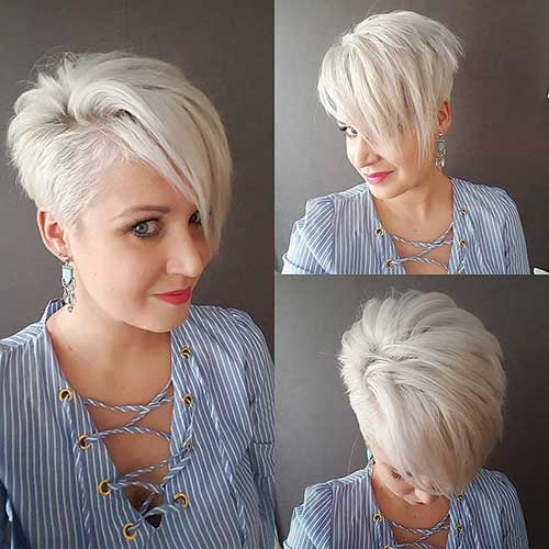 Short Sassy Haircuts