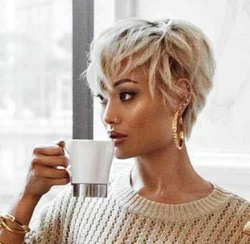 20 Short Sassy Haircuts For Chic View Short Haircutcom