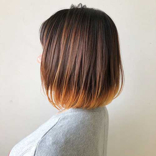 Cute Short Haircuts for Fine Hair-10