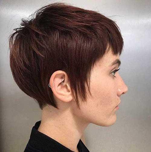 Short Layered Pixie Haircuts-10