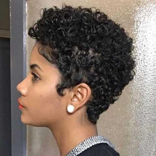 Short Haircuts for Natural Hair-10