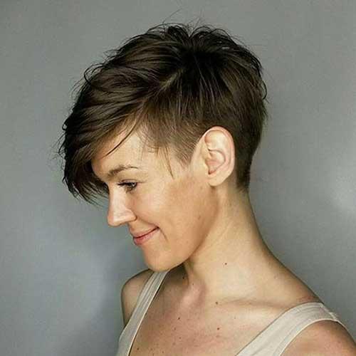 Modern Short Hairstyles-11