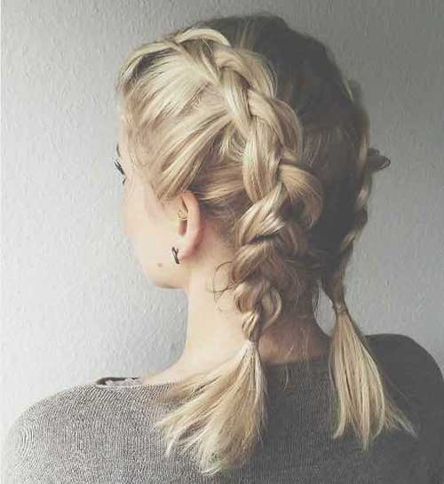 Short Braided Hairstyles-12