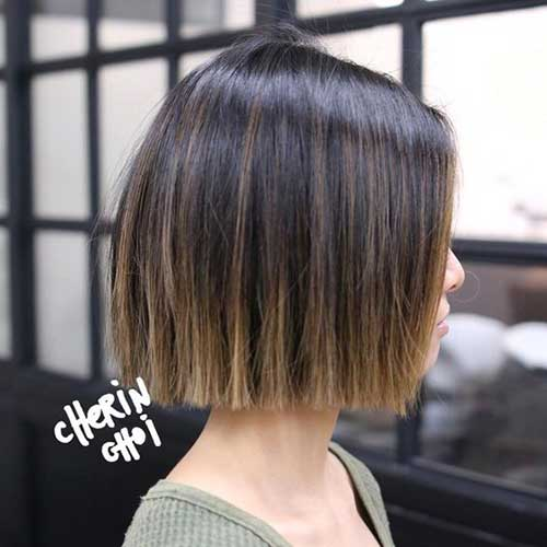 Cute Short Haircuts for Fine Hair-12