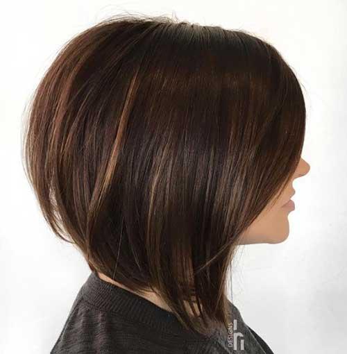 Modern Short Hairstyles-12