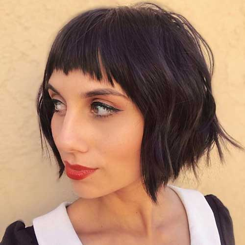 Short Bob Styles for Women-12