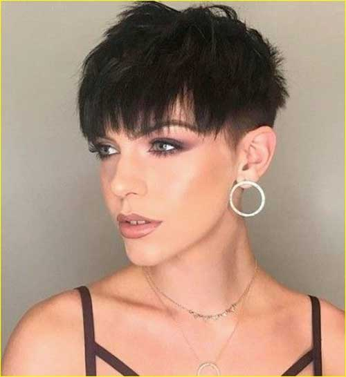 Modern Short Hairstyles-14