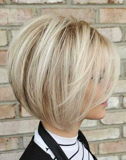Short Bob Styles for Women-15