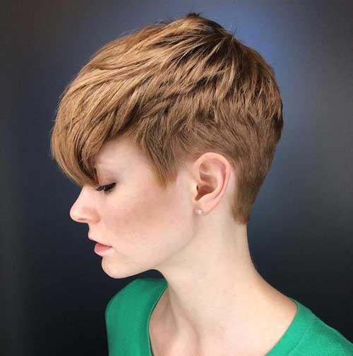 Modern Short Hairstyles-16