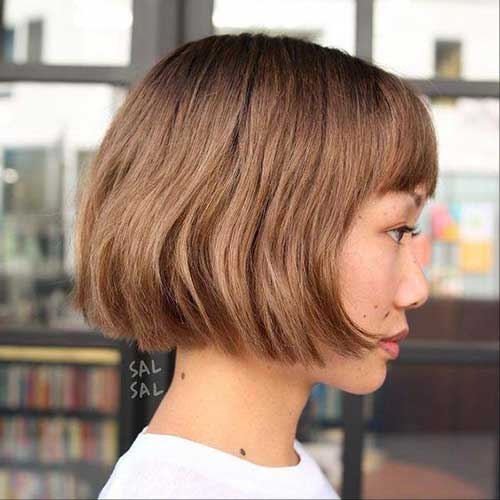 Short Bob Styles for Women-16