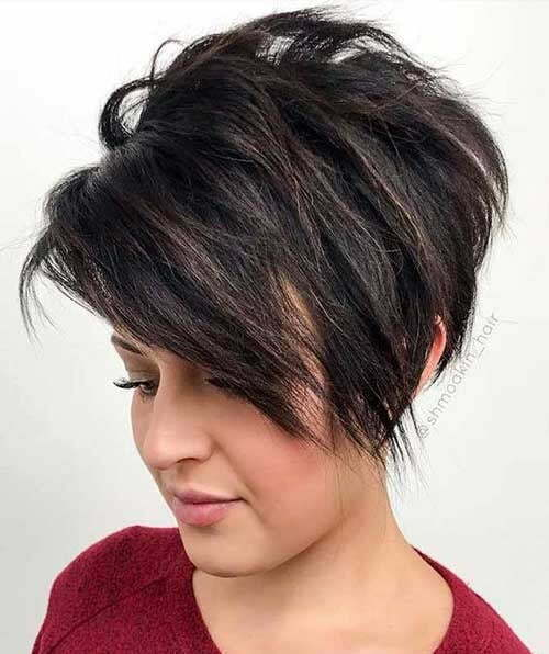 Short Layered Pixie Haircuts-18