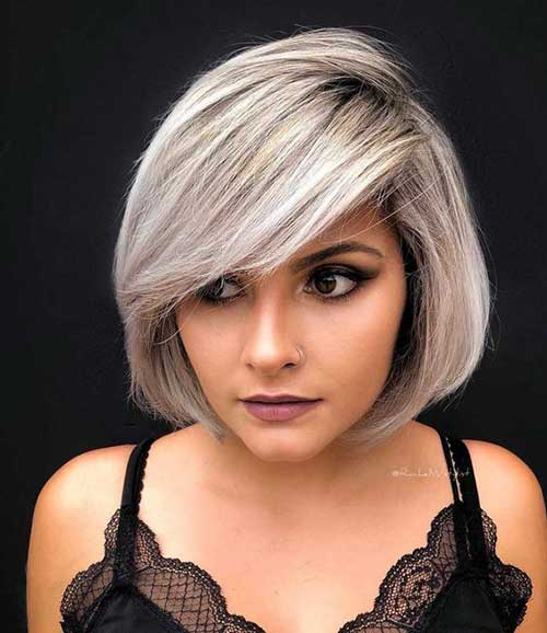 Short Bob Styles for Women-18