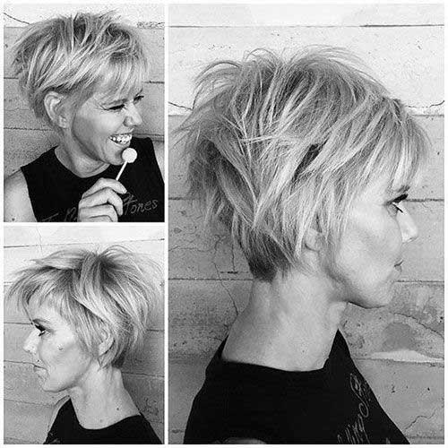 Short Layered Pixie Haircuts-19
