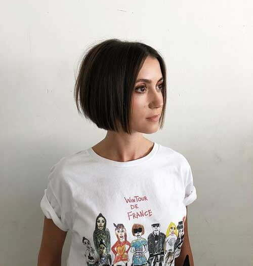 Short Bob Styles for Women-19