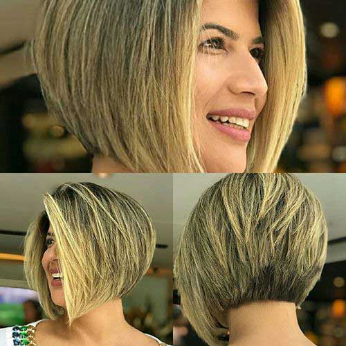 Short Hairstyles for Women Over 40-19