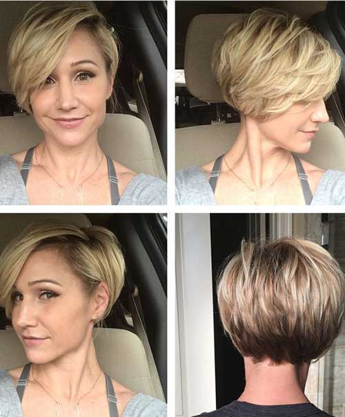 Short Bob Styles for Women-21
