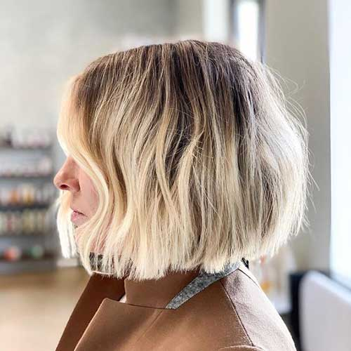 Short Bob Styles for Women-22